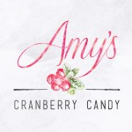 Amy's Cranberry Candy logo