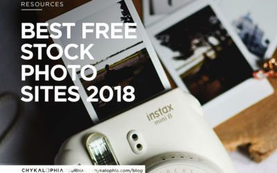 Best FREE Stock Photo Sites – 2018