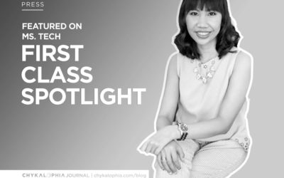 Featured: Ms. Tech First Class Spotlight
