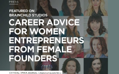 Featured: Career Advice For Women Entrepreneurs From Female Founders