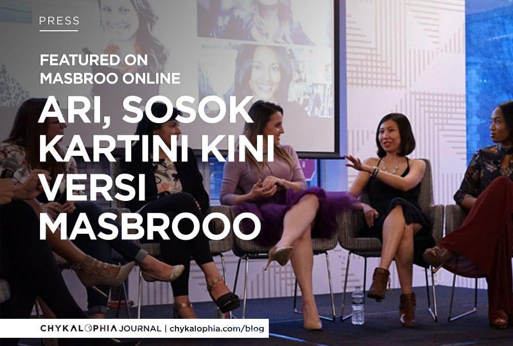 Featured: Ari, Sosok Kartini Kini Versi Masbrooo