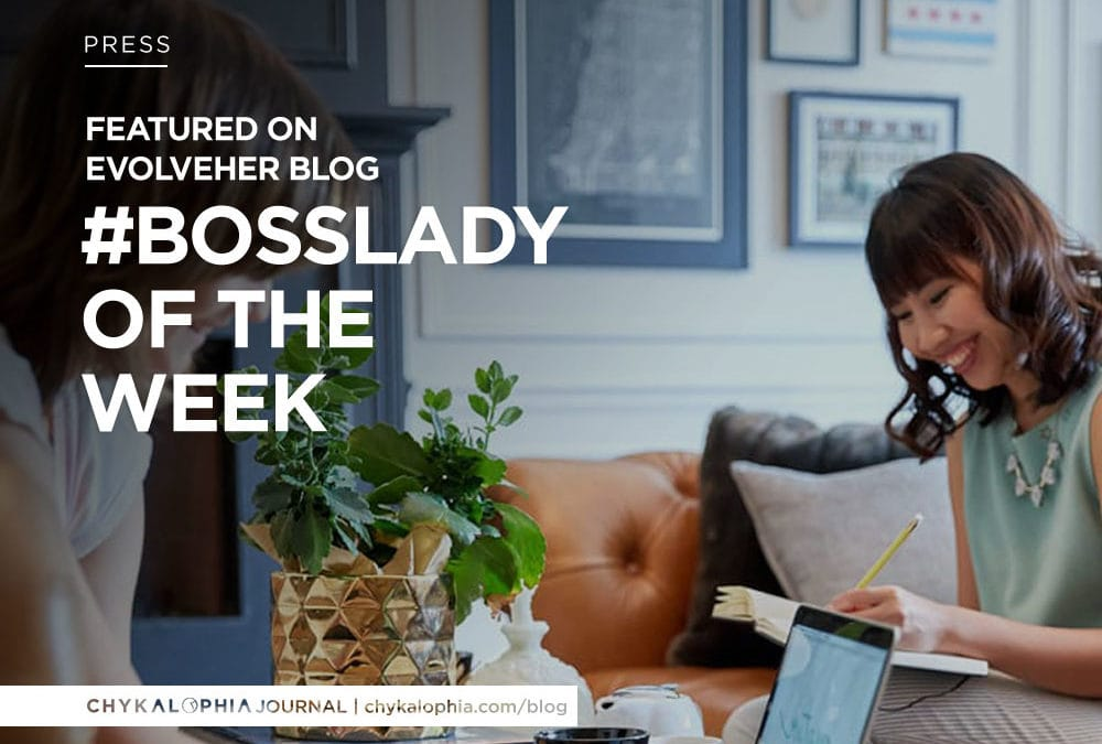 Featured: evolveHer #BossLady of the Week