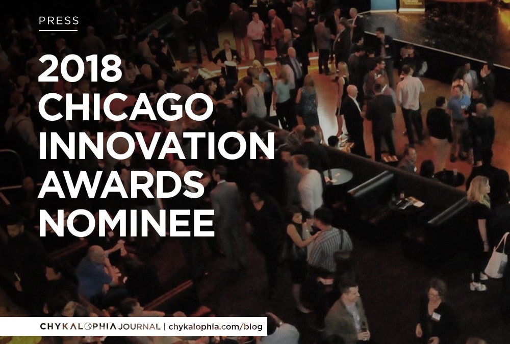 2018 Chicago Innovation Awards Nominee