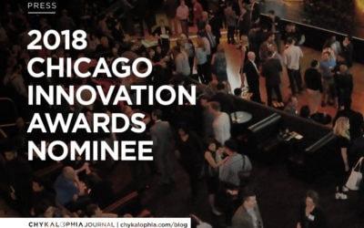 2018 Chicago Innovation Awards Nominee