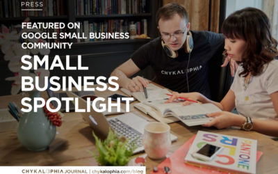 Featured: Google Small Business Spotlight