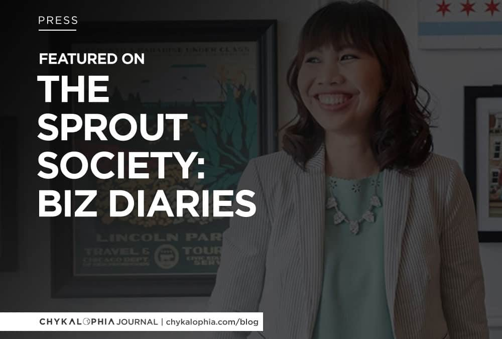 Featured: The Sprout Society – Biz Diaries