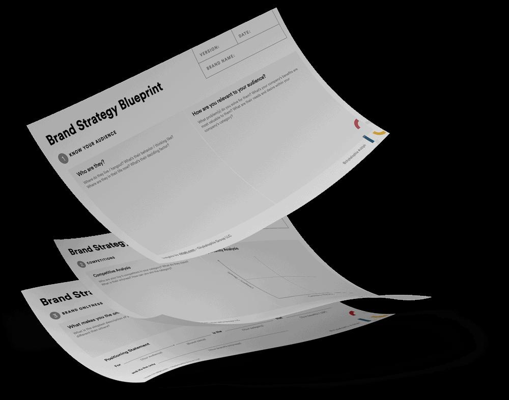 3 Signs of Bad Branding Worksheet